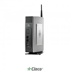 Thin Client HP T510 Windows Embedded Standard 7E, 4GB/16GB, Com WI-FI, E4S26AA-AC4