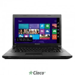 "Notebook Lenovo B40-70, Intel Core i3, 4GB RAM, HD 500GB, 14"" LED, 80F30005BR"