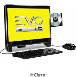 "All in one, AMD E1-1200, 2GB, 500GB, 20"", 20525U-W8SL"