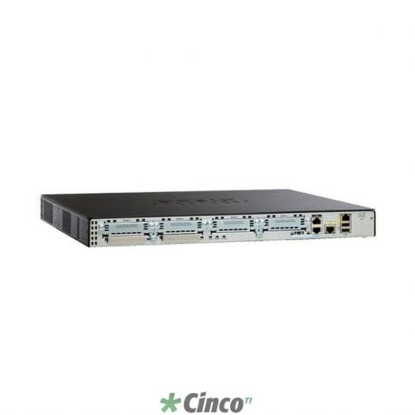 Cisco 2901 w/2 GE,4 EHWIC,2 DSP,256MB CF,512MB DRAM,IP Base