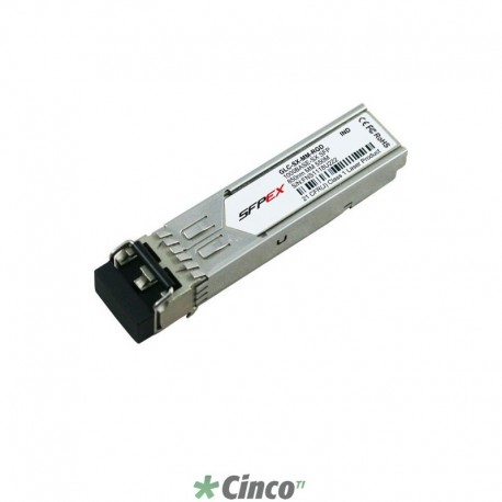 Módulo Gigabite ETHERNET Cisco, 1 Gbps, GLC-SX-MM-RGD