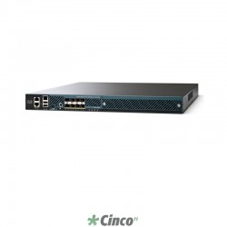 Controlador Wireless Cisco 5508, AIR-CT5508-HA-K9