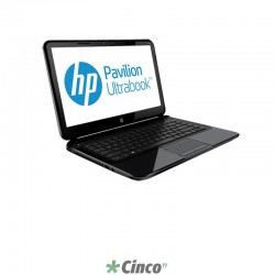 "UltraBook HP Pavilion, Intel Core i3-3217, 4GB RAM, HD 500GB, SSD 32GB, Windows 8, Tela 14"", C1C40LA"