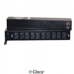 Rack PDU, Basic, 1U, 30A, 120V, AP9560