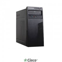 Desktop Lenovo 63 Core i3-4130, 3.4GHz, 4GB, HD 500GB 90AT0002BR