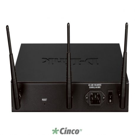 D-Link DSR-1000N Unified Services Router