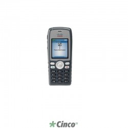 Telefone IP Cisco Unified Wireless 7926G, CP-7926G-W-K9