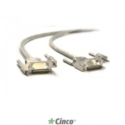 Cabo de Empilhamento Cisco StackWise 480, STACK-T1-3M=