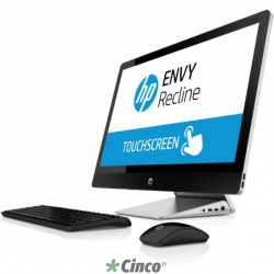 "All in One HP, Intel Core i5, HD 1TB, 8GB RAM, 23"", QZ285AA - Produto Descontinuado"