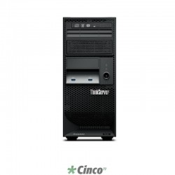 Servidor ThinkServer S140, Intel Xeon QC E3-1225v3, 8GB, 2 HD's de 1TB, 70A4002GBN