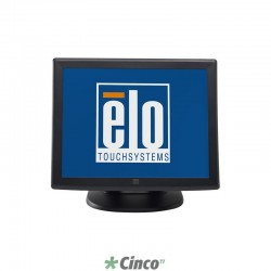 "Monitor Elo Touchscreen, 15"", LCD, 1024 x 768, ET1515L-8CWC-1-GY-G"