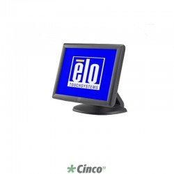 "Monitor Touchscreen Elo, 17"", LCD, ET1715L-8CWB-1-GY-G"