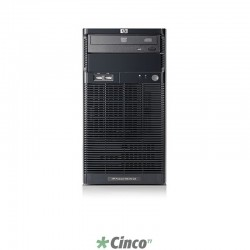 Servidor Proliant HP ML110 G6, XEON Quad Core X3430 2.40GHz, 2GB, HD 250GB, AT039A