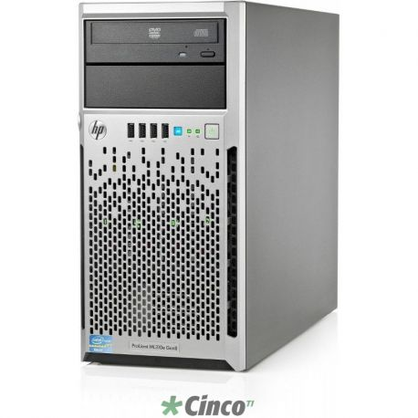 HP Servidor ProLiant ML310e Gen8 S-BUY - (substitui ML110)