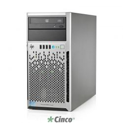 Servidor HP Proliant ML310 S-BUY, Intel Xeon E3-1220v2, 4GB RAM, HD 500GB SATA, Torre, 714642-S05