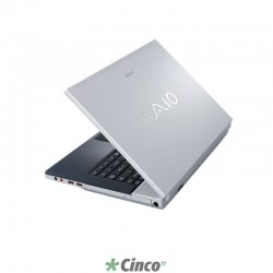 "Notebook Sony Vaio Série FZ, 15.4"", RAM 2GB, HD 120GB, Intel Core 2 Duo T7250, VGN-FZ250AE"