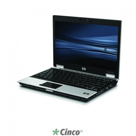 "Notebook EliteBook HP 2540p, Intel Core i7-620M, HD 250GB, RAM 4GB, 12.1"","