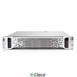 HP Servidor Proliant DL380e Gen8 S-BUY, Xeon E5-2430 Six Core 2.2GHz, 4GB RAM, 500GB, 2 Fontes