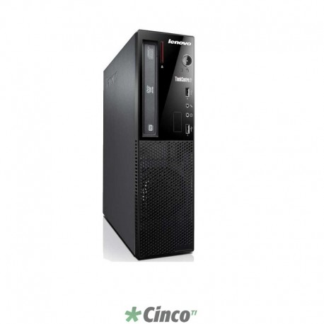 Desktop Lenovo Thinkcentre edge 72, Core I5-3470S 2.9 GHZ, 4GB DDR3, HD 500GB, Win 7 Pro 64 bits, 3493-FTP