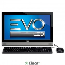 All-in-One AOC, Dual Core, 2GB, 19.5'', 500GB, 20A25U-LX