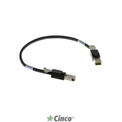 Cabo Cisco para empilhamento de Switches 2960S, CAB-STK-E-0.5M