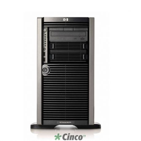 Servidor Proliant ML370 G5 - Xeon 5430 Quad Core 2.66GHz, 2GB, HD Opcional