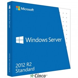 Microsoft Windows Server 2012 Standard R2 748921-201