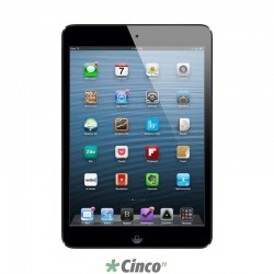 iPad Mini Apple, 64GB, A5, 7.9'', 5MP, MD536BR/A