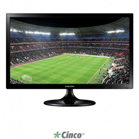 "Monitor Samsung LED, 19.5"", HD 1600 x 900, LT20C310LBMZD"