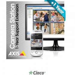 Software Axis Camera Station 1 Year Upg, 0202-024