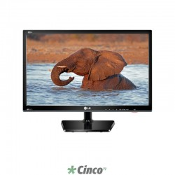"Monitor TV LG LED, 24"", Preto, 1366x768, 24MN33D"