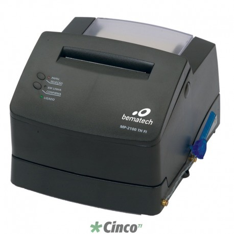 Impressora Fiscal Bematech, MP-2100 TH FI