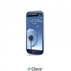"Smartphone Samsung Galaxy S3, Quad Core (1.4GHz), 4.8"", Android 4.0, 16 GB, 8MP, GT-I9300MBLZTO"