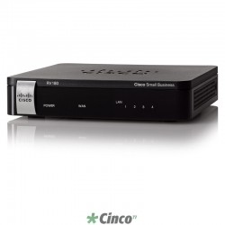 Roteador Cisco Cisco RV180 VPN Router, RV180-K9-NA