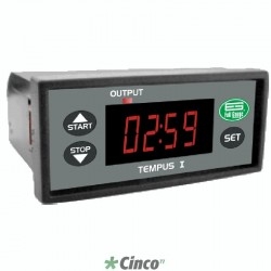Temporizador Cíclico ou de Processos Full Gauge, TEMPUS I