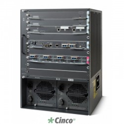 Chassis Cisco Enhanced Catalyst, WS-C6509-E