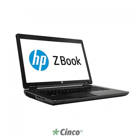 "Workstation HP ZBook 17, 17.3"", Intel Core i7-4900MQ, 16GB RAM, HD 750GB, F2Q49LT"
