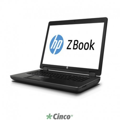 "Workstation HP 15.6"", Intel Core i7-4700MQ, 8GB RAM, HD 750GB, GBF2Q70LT"