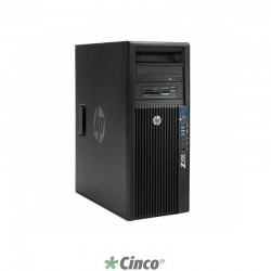 Workstation HP Z420, Intel Xeon E5-1620v2, 8GB DDR3 (1866Mhz), 500GB, F1K48LT