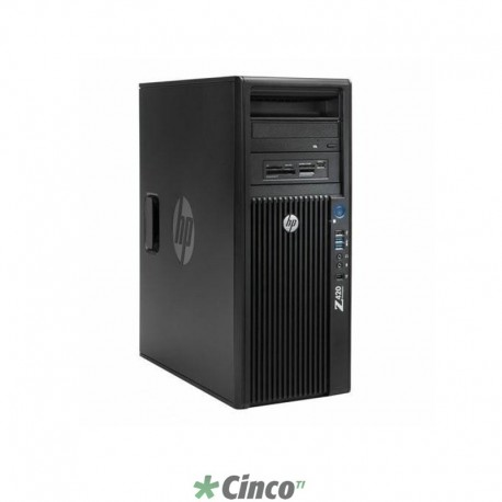 Workstation HP Z420, Intel Xeon E5-1620v2, 8GB DDR3(1866Mhz), 500GB, F1K48LT-AC4