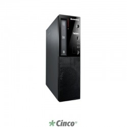Desktop Thinkcentre Edge 72, Intel Core I3-3240, 4GB RAM, HD 500GB. 3493MJP