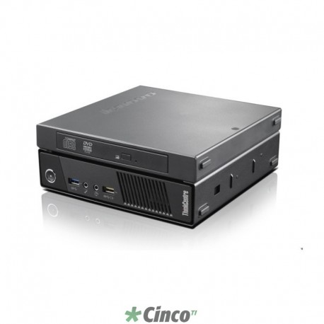 Microcomputador Lenovo M93p , Intel Core i7-4770, 4GB RAM, HD 500GB, Win 7 Pro64 SFF, 10A9000XBP