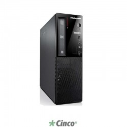 Desktop Lenovo E73, Intel Core i5, 4GB RAM, HD 500GB, Windows 8, 10AU002NBP