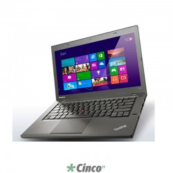 "Ultrabook ThinkPad Lenovo T440, Intel Core i5, 4GB RAM, HD 500GB, 16GB, 14"", 20B7002LBR"