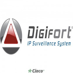 Software de Monitoramento de Câmeras e Alarmes Digifort Professional 6 para Windows, DGFPR1108V6
