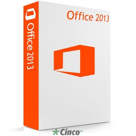 icença Microsoft Office Standard 2013 Single OLP NL