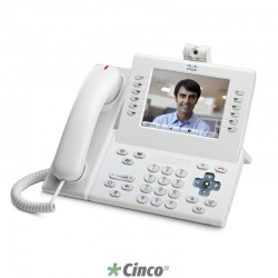 Telefonia IP Cisco UC Phone 9971, CP-9971-W-CAM-K9