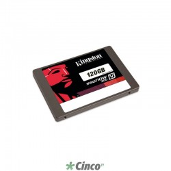 "SSD Kingston Now V300 Series, 2.5"", 120GB, SATA III, Interno, SV300S37A/120G"