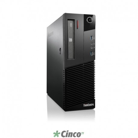 Desktop Lenovo M93p, IntelCore i5, 8GB RAM, HD 500GB, Windows 8 Pro 64 bits, 10A90018BP