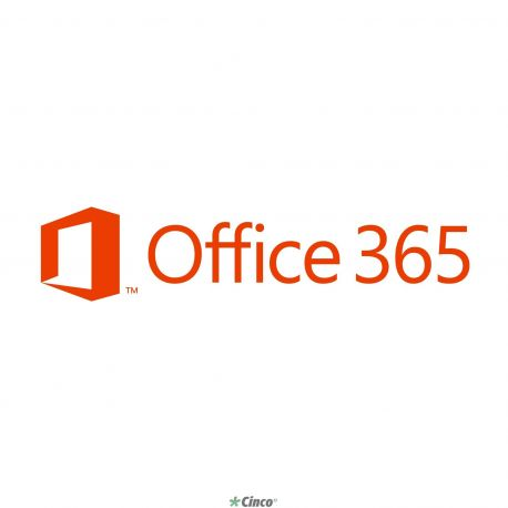 Licença Anual Open Microsoft Office 365 Midsize Business
